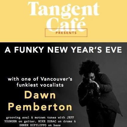 Dawn Pemberton Quartet at Tanget Cafe
